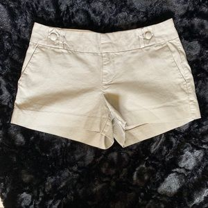 Banana Republic Ryan Fit Khaki Shorts